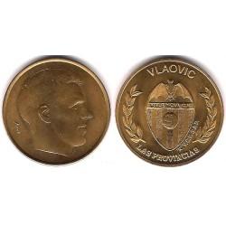 Medalla Valencia C.F. Vlaovic (MBC)