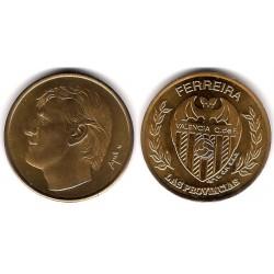 Medalla Valencia C.F. Ferreria (MBC)