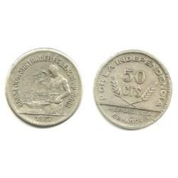 1937 50 Céntimos (EBC)