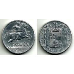 Estado Español. 1953. 10 Céntimos (MBC)