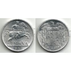 Estado Español. 1953. 10 Céntimos (SC)