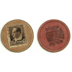 1931-35 5 Céntimos (EBC)