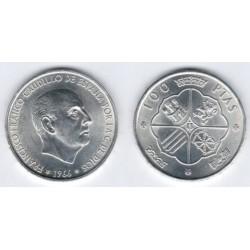 Estado Español. 1966*(19-70). 100 Pesetas (MBC)