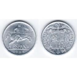 Estado Español. 1945. 5 Céntimos (SC)