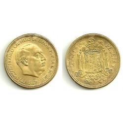 Estado Español. 1953*(19-54). 2½ Pesetas (EBC)