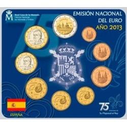 España 2013 Cartera Oficial (SC)