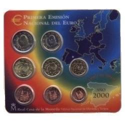 España 2000 Cartera Oficial (SC)