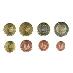 España 2014 Serie Completa (8 Valores) (SC)