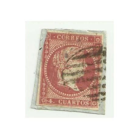 (48) 1859. 4 Cuartos
