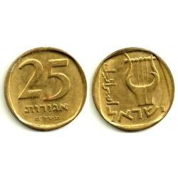 (27) Israel. 1979. 25 Agorot (EBC)