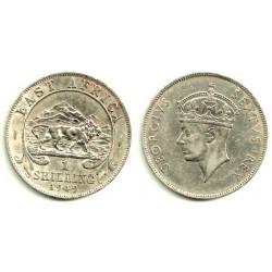 (31) África Oriental. 1949. 1 Shilling (MBC)