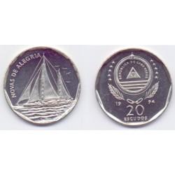 (42) Cabo Verde. 1994. 20 Escudos (SC)
