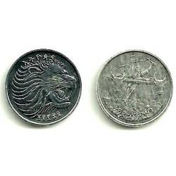 (43) Etiopía. 1969. 1 Cent (SC)