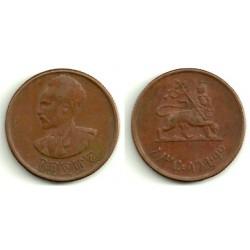 (34) Etiopía. 1936. 10 Cents (BC)