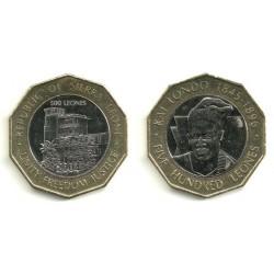 Sierra Leona. 2004. 500 Leones (SC)