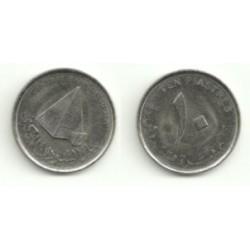 Sudán. 2006. 10 Dinars (SC)