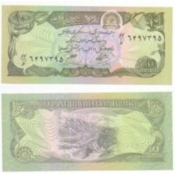 (55) Afganistán. 1979. 10 Afghanis (SC)