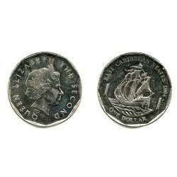 (39) Estados Orientales Caribeños. 2004. 1 Dollar (SC)