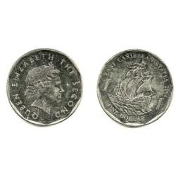 (39) Estados Orientales Caribeños. 2004. 1 Dollar (EBC)