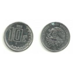 (547) Estados Unidos Mexicanos. 1995. 10 Centavos (MBC)