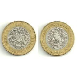 (553) Estados Unidos Mexicanos. 1993. 10 Nuevos Pesos (MBC)