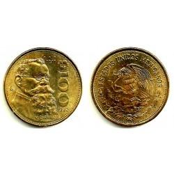 (493) Estados Unidos Mexicanos. 1992. 100 Pesos (SC)