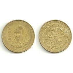 (563) Estados Unidos Mexicanos. 1989. 1000 Pesos (MBC)