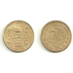 (493) Estados Unidos Mexicanos. 1985. 100 Pesos (BC)