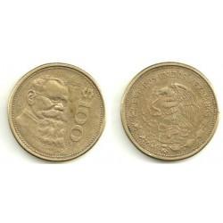 (493) Estados Unidos Mexicanos. 1984. 100 Pesos (BC)