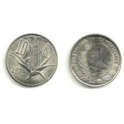 (434.1) Estados Unidos Mexicanos. 1979. 10 Centavos (SC)