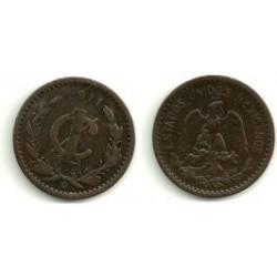 (415) Estados Unidos Mexicanos. 1911. 1 Centavo (BC)