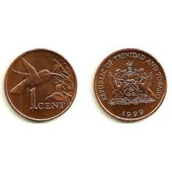 (29) Trinidad y Tobago. 1999. 1 Cent (SC)