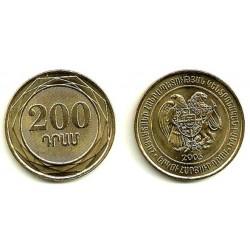 (96) Armenia. 2003. 200 Dram (SC)