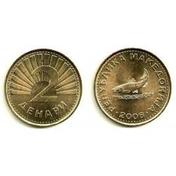 Macedonia. 2006. 2 Denar (SC)