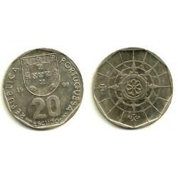 Portugal. 1998. 20 Escudos (MBC)