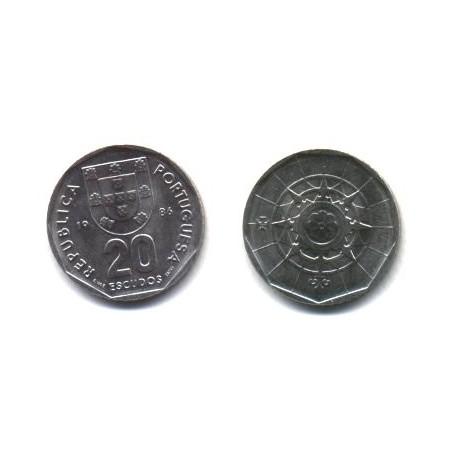(634.1) Portugal. 1986. 20 Escudos (SC)