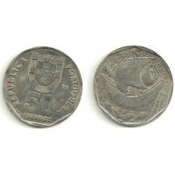 (636) Portugal. 1999. 50 Escudos (EBC)
