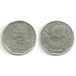 (636) Portugal. 1987. 50 Escudos (MBC)