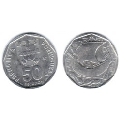 (636) Portugal. 1987. 50 Escudos (EBC)