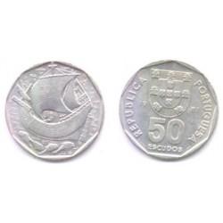 (636) Portugal. 1987. 50 Escudos (SC)