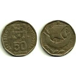 (636) Portugal. 1986. 50 Escudos (BC)