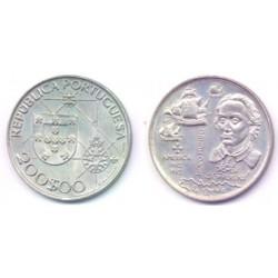 (660) Portugal. 1992. 200 Escudos (SC)