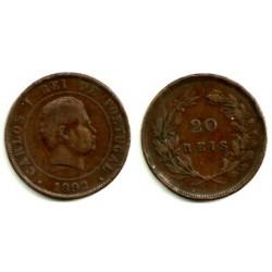 Portugal. 1892. 20 Reis (BC)