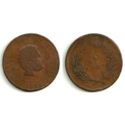 (533) Portugal. 1891(A). 20 Reis (RC)