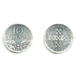 Portugal. 1974. 10 Centavos (EBC)