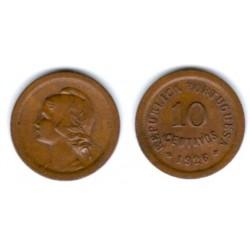 (573) Portugal. 1926. 10 Centavos (EBC)