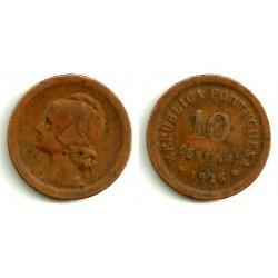(573) Portugal. 1926. 10 Centavos (BC)