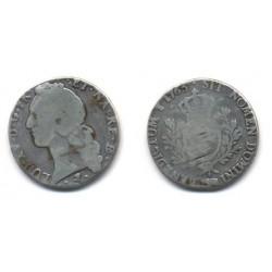 (518) Francia. 1765. Ecu (RC) (Plata)