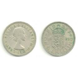 (904) Gran Bretaña. 1962. 1 Shilling (BC)