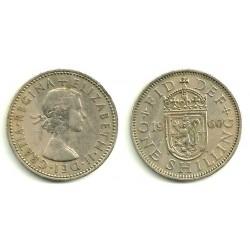 (904) Gran Bretaña. 1960. 1 Shilling (BC)